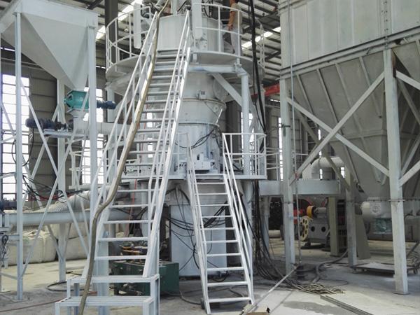 1250目超细微粉磨粉机推荐AQS品牌